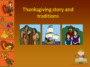 thanksgiving story and traditions by me.ppsx