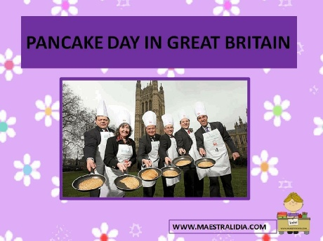 PANCAKE DAY IN GREAT BRITAIN.ppsx
