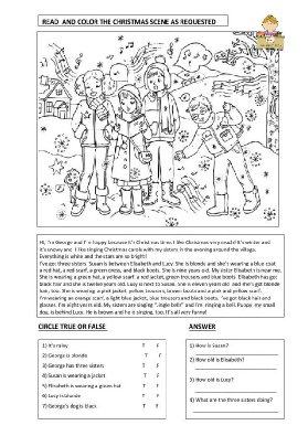 COLOR THE CHRISTMAS SCENE 2.pdf