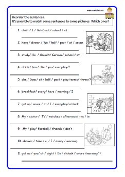 simple present- revision- daily routine.pdf