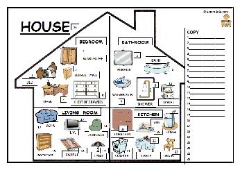 Descrivere Una Stanza Da Letto In Inglese.Housecasa