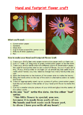 Hand and footprint flower craft.pdf